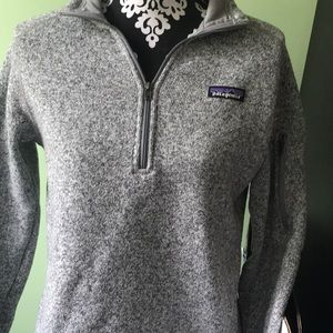 Patagonia pull over- great condition